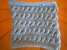 knook pattern, patterns, squares, crochet, twist, knook squar, knook knit, yarn, loom knit