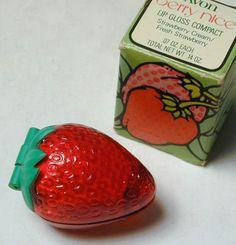 Avon, Berry nice lip gloss
