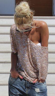sequined blouse / zara #islandeyetv #Dining #Provo #islandeyetv #Anguilla #Travel #Beaches #Caribbean #Luxury #cayman #Provo #Turks #channel20