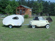 camper trailers, teardrop campers, camping fun, road trip, tear drops, the road, roads, mini, teardrop trailer
