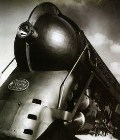 1927 Hudson locomotive -- New York Central Railroad.