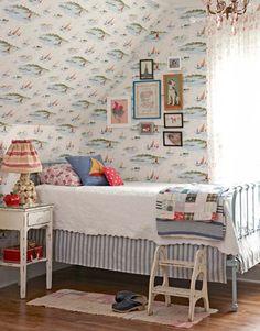 boys room-vintage