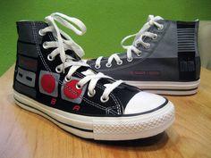 Custom NES Converse