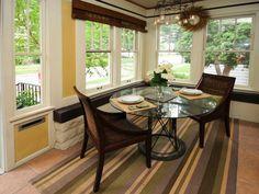 Nicole Curtis Rehab Addict -Colfax front porch- #porch #interior #design