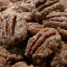 Candy Coated Pecans