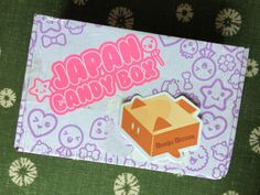 cool Japan Candy Box
