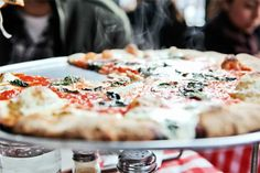 If you want a really good pizza and an adventure to Brooklyn then Grimaldi's is the place to go - FOR SURE! #MyTripAdvice