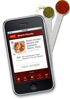 20 iPhone Food Apps