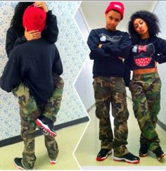 swag coupl, ass coupl, cute couple outfits