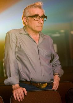 Martin Scorsese.  Let's be friends.