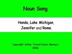 Noun Song - YouTube