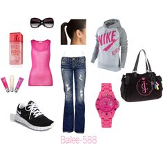 #I love the sweatshirt and the shoes  fashion teen #2dayslook #new #fashion #nice  www.2dayslook.com