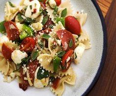 Healthy Pizza Pasta Salad http://heart-healthy.recipes-network.net/pizza-pasta-salad.html