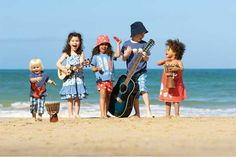 spring 2014 children clothes | Frugi Organic Clothes from the UK – Hang Ten Summer 2014 Collection