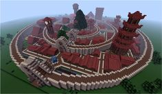 awesome minecraft creations | Featured Pictures: Cool Minecraft Creations (229/365) | The Block ...
