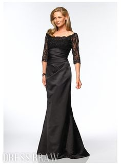 Mother of the groom dress idea
