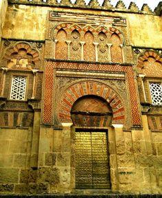 Mezquita de Córdoba | Andalusia | Spain (taken by diezmilexcusas)