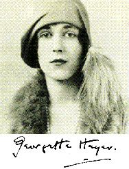 Georgette Heyer. One of my all time favorite authors.