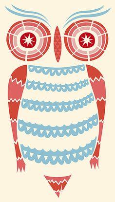 swirvington - owl