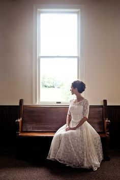 Dress, photo by Rebekah J Murray Photography, via all-things-bright-and-beyootiful