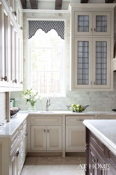Light & Airy kitchen (design by J.Howard)