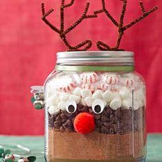 Reindeer Hot Chocolate Mix
