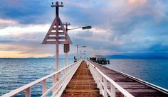 Picnic Bay Jetty, Magnetic Island #townsvilleshines #travel #island