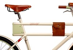 faraday porteur electric bicycle.
