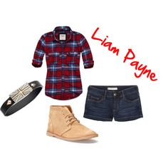 """Liam Payne Inspired outfit"" by peace-love-sam-1 on Polyvore"