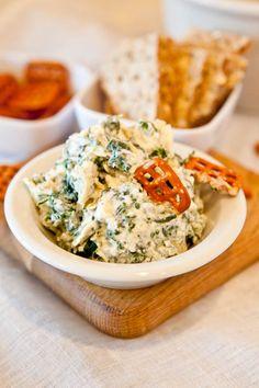 amp artichoke dip vegan gluten free with reduced fat amp fat free ...