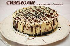 Cheesecake cu mascarpone si ciocolata by Teo