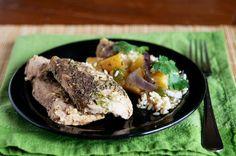 Slow Cooker Jerk Pork - 75 Days of Summer Slow Cooker Recipes