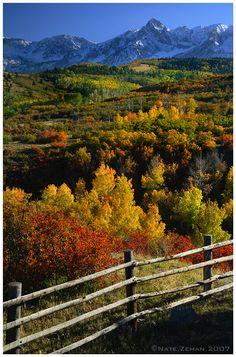 San Juan Autumn ,Colorado