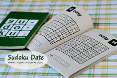 Date night idea: Sudoku Date