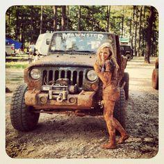 I just love a dirty GIRL...''take me in ya Jeepy Take me in ya JEEPY''