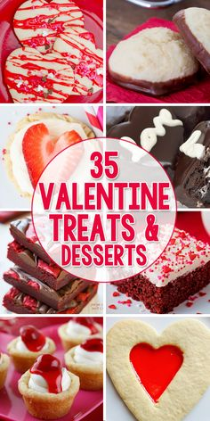 35 Valentine Treats