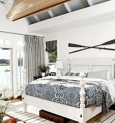 Beach Cottages Dreams Nautical Bedrooms Nautical Design Beachhouse