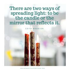 Light and mirrors: h