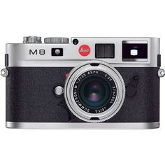 Leica M8: hot camera action.