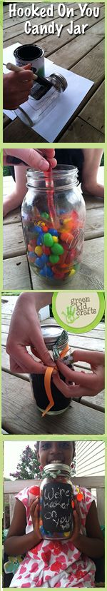 Fill this gift up with all of Dad's favorite sweets!