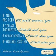 #FairTrade tea will always do the trick