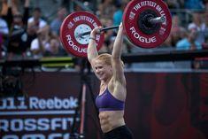 Annie Thorisdottir - 2011 CF Games Champ