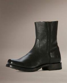 Heath Inside Zip - Men's Leather Boots - Bestsellers - The Frye Company zip boot, leather boots, men heath, insid zip, cowboy boot