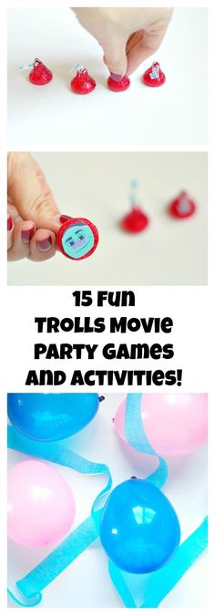 15 Troll Movie Party