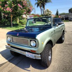 ▒ topless international scout 800a ▒