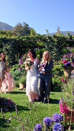 Congrats to Melissa Etheridge and Linda Wallem who got married this weekend! More on @equallywed.com.com http://eqwd.co/melissalinda  #weddings #celebrities #marriageequality #lesbian #lesbianwedding #lesbianlove
