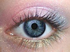 Rainbow Sherbert Eyeshadow 100% Pure Mineral Makeup #orglamix #naturalbeauty