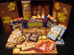 Fall themed care package