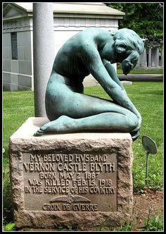 Beautiful gravestone