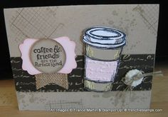 Stampin'Up! Perfect Blend, Off the Grids, Goegous Gunge, for Founder swap